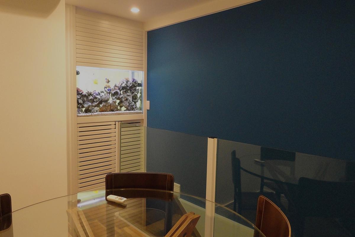 Como decorar um escritório pequeno implantado em pequenas áreas