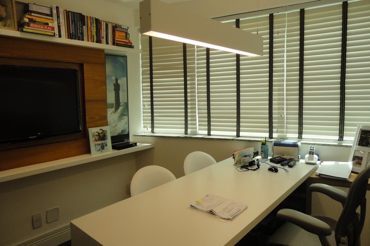 Como decorar um escritório pequeno