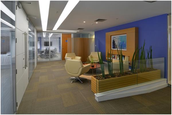Projetos arquitetônicos para salas comerciais | Casa 3