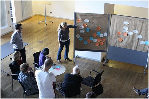 Salas de brainstorming: como aproveitar o máximo de seus funcionários