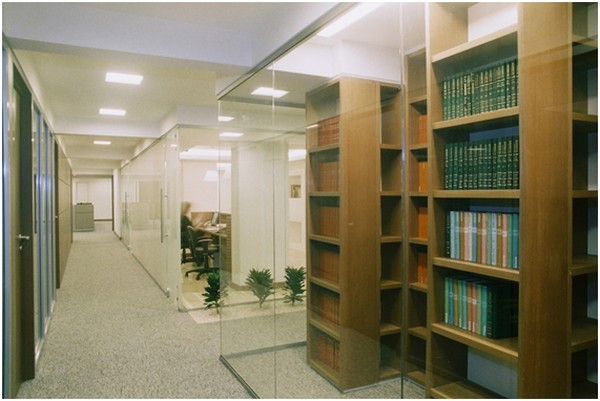 Espaço do escritório dicas para otimizar