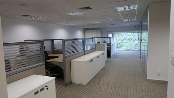 Divisórias de escritório