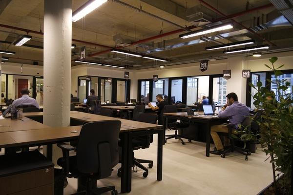 Arquitetura comercial para espaços de coworking