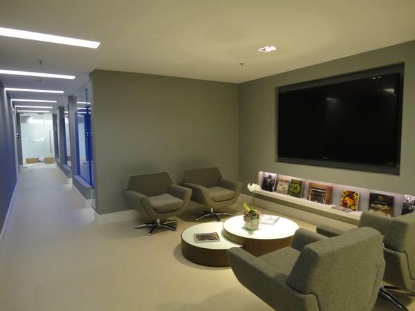 Well-known Como criar uma sala de espera confortável para seus clientes | Casa 3 AB21
