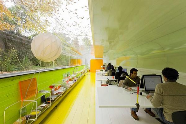 Luz natural no projeto de arquitetura