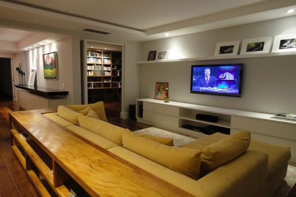 Elementos que ajudam a tornar a sala de estar mais confortável